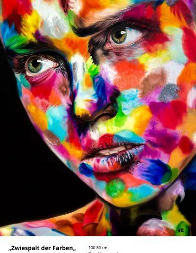 Zwiespalt der Farben