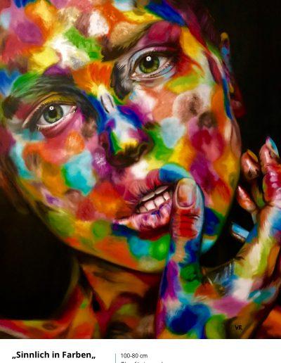 Sinnlich in Farben